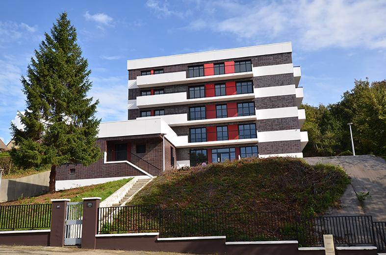 Photo de la résidence Caracoti à Harfleur