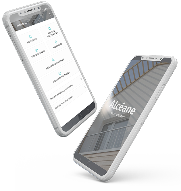 Image de l'appli mobile Mon Alcéane