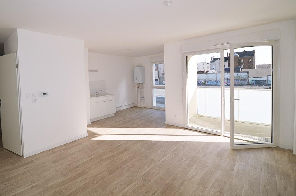 Résidence Alcéane Hebegeras logement